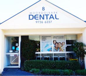 Mooroolbark Dental Sugery Exterior