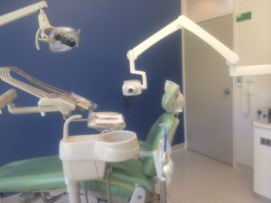 new dental room